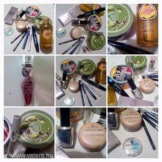 Nagy smink csomag egyben, új és párszor próbált termékekből. - 1 Ft - Nézd meg Te is Vaterán - Smink szett, készlet - http://www.vatera.hu/item/view/?cod=2545063457