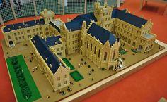 Flickr Lego Display, Amazing Lego Creations, Building Drawing, Lego Castle, Fantasy Map, Lego Design, Lego Architecture, Lego House, Lego Stuff