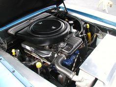 1968 DAVID PEARSON HOLMAN MOODY NASCAR FORD TORINO 427 ENGINE