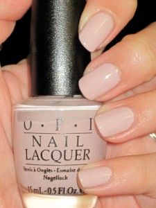 OPI - Let Them Eat Ricecake