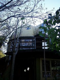 The dome house in Wilderland.. amazing!