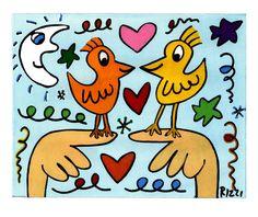 james rizzi birds - Google Search
