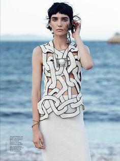 Tales of Land & Sea (Vogue Australia)