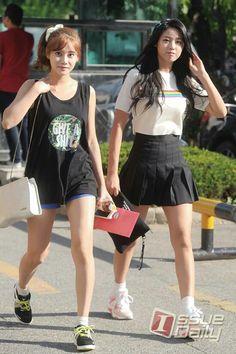 YunA & Seolhyun