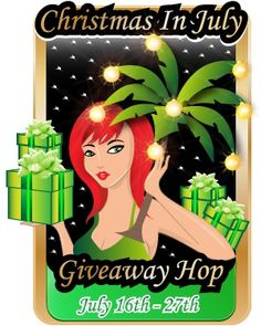 Enter and win 7/27 #WW - http://naturalhairlatina.blogspot.com/2012/07/christmas-in-july-giveaway-hop.html