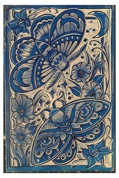 Art And Illustration, Gravure Illustration, Inspiration Art, Art Inspo, Linocut Prints, Art Prints, Block Prints, Woodcut Art, Tableau Pop Art