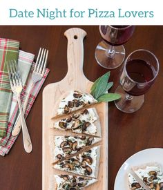 For the perfect date