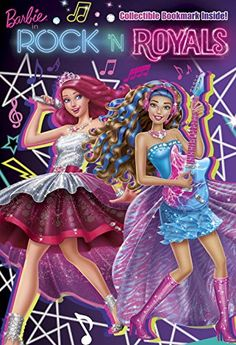 Barbie in Rock 'n Royals: The Chapter Book (Barbie in Roc... http://www.amazon.com/dp/0553524356/ref=cm_sw_r_pi_dp_wpApxb1XT39SD
