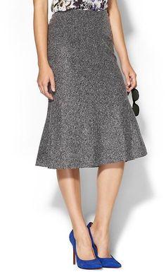 Bailey 44 Snuggle Skirt | #madeinUSA