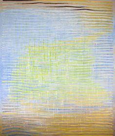 Brian Hollister, Tsegi Tinaja 2011, Oil on Canvas