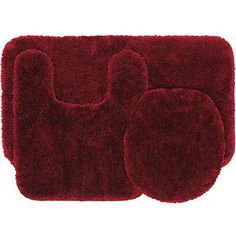 Mainstays 3-Piece Bath Rug Set