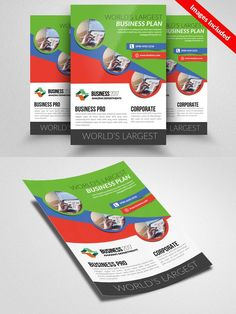 Advertising Poster Templates Pleasing Attractive Business Flyer Template  Business Flyer Templates .
