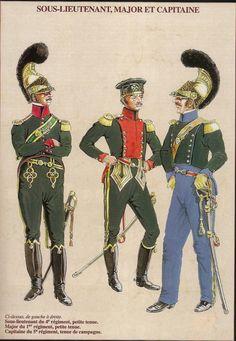 NAP- France: Chevau-Legers Français 1811-1813, by Michel Pétard.