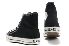 Converse All Star Hi Toddler Black