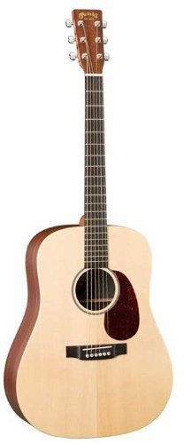 Martin DX1AE 6-String Acoustic-Electric Guitar « StoreBreak.com – Away from the busy stores