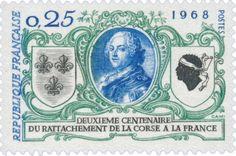 ⌛️ 15 mai 1768 : La République de Gênes cède la Corse à la France contre l'annulation de sa dette par Louis XV.