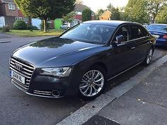 eBay: 2012 **12** Audi A8 4.2TDI LWB Tiptronic Quattro SALVAGE REPAIRED. #carparts #carrepair