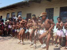 South African children dancing by bukaroo12, via Flickr