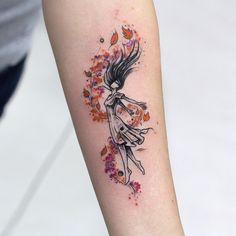 Tatuagem criada por Rob Carvalho de São Paulo.