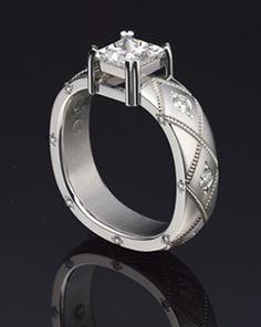 Ring by Zoltan David