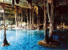 Cenote Kankirische
