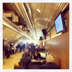 Lunch en dan naar de #CPO-projecten in #Almere #cpo036 #AlmerePoort
