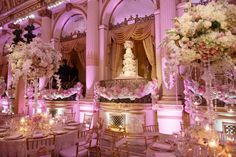 Weddings | Event Categories | David Tutera