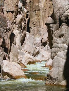 The Jug in Salome wilderness at Tonto National Forest