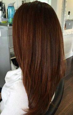 34.Long Layered Hair Style