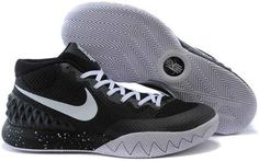 07915c07202d Buy Nike Kyrie Irving 1 Black White Basketball Shoes Cheap For Sale from  Reliable Nike Kyrie Irving 1 Black White Basketball Shoes Cheap For Sale  suppliers.