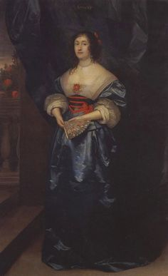 Countess of Elgin; by Cornelius Johnson, c. 1638