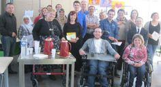 23/05/14. Roubaix: premier forum de l'emploi pour handicapés au centre social Moulin-Potennerie. Un premier rendez-vous qui a connu beaucoup de succès et sera vraisemblablement renouvelé l'an prochain. LIRE http://www.lavoixdunord.fr/region/roubaix-premier-forum-de-l-emploi-pour-handicapes-au-ia24b58797n2156506