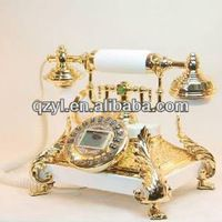 old baroque telephone - Google Search