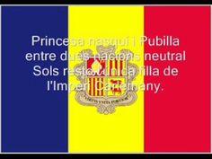 Andorra (con letra)