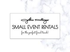 CPE has a growing inventory of special event supplies for intimate events or sophisticated staging. Check out our inventory and contact us to secure the right pieces for the perfect final touch! Event Styling, Staging, Special Events, Wedding Decorations, Touch, Check, Role Play, Wedding Decor, Home Staging