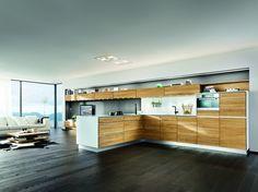 Vao multifunkční prostor v moderním stylu / multifunctional living space (kitchen with living room)