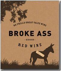 Broke Ass Wines