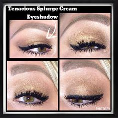 This new Cream Shadow is a must have! Get it today at www.livelashlove.us!!!  #makeup #beauty #younique