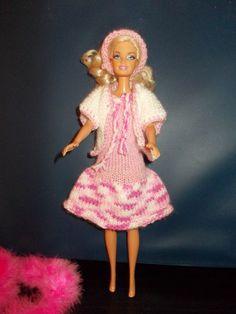 Barbie en rose
