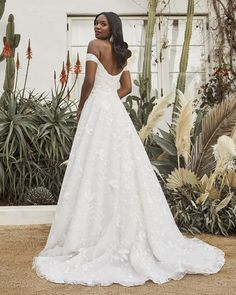 Style BL50 Goldie | Affordable Boho Wedding Dress with Long Cuff Sleeves by Beloved | Beloved By Casablanca Bridal Boho Gown, Boho Wedding Dress, Bridal Dresses, Wedding Gowns, Wedding Dress Pictures, Dress Out, Bride Look, Beautiful Dresses, Casablanca