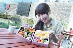 Sakura/Hanami/Lunch ♡ at Mitsukoshi Ginza  #japan #japankuru #tokyo #100tokyo #ginza #sakura #cherryblossom #bento #mitsukoshi #shopping #cooljapan #meetmejapan