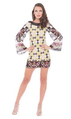 http://www.analili.com/store/morgan-geometric-print-kimono-sleeve-dress.html