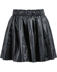 Shop Black Elastic Waist Pleated PU Skirt online. Sheinside offers Black Elastic Waist Pleated PU Skirt & more to fit your fashionable needs. Free Shipping Worldwide!