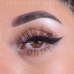 Eyeliner Make-up, Eyeliner For Hooded Eyes, Perfect Winged Eyeliner, Eyeliner Hacks, Smokey Eye Makeup Tutorial, Hooded Eye Makeup, Cat Eye Makeup, Eyebrow Makeup, How To Do Eyeliner