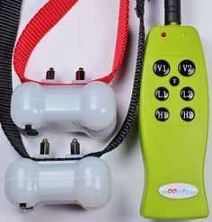 New Gen Groovypets Rechargeable Remote Control Training Shoc $79.99