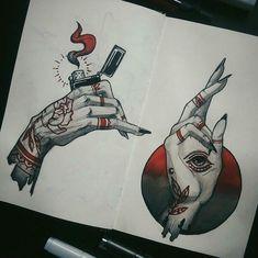 how to draw fairies Art Drawings Sketches, Tattoo Sketches, Cool Drawings, Tattoo Drawings, Art And Illustration, Bild Tattoos, Body Art Tattoos, Art Et Design, Desenho Tattoo