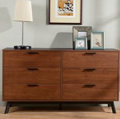 Weinstock 6 Drawer Double Chest