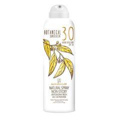 Botanical SPF 30 Natural Spray
