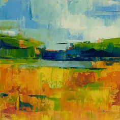 Chance Lee-warm and cool colour landscape