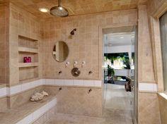 clean and briliant bathroom
